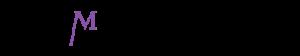 Logo Dal Maestro black transparent